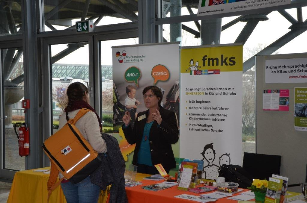 FMKS Fachtag Hannover didacta 2015